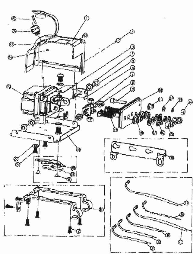 T Max Winch Diagram